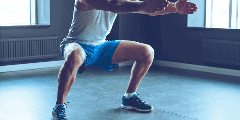 calistenia exercícios com peso do corpo