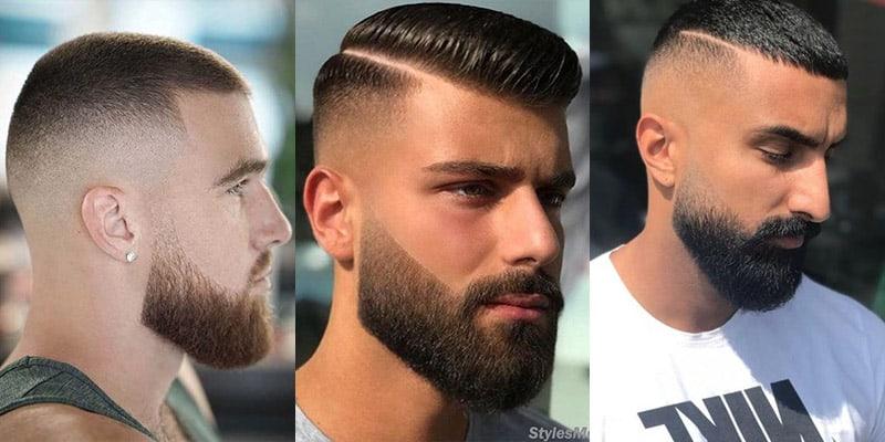 como fazer barba degrade em casa