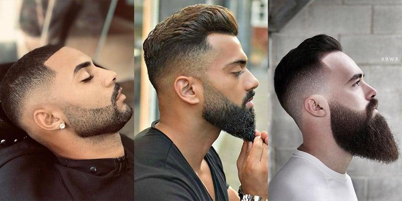 como fazer barba degrade sozinho