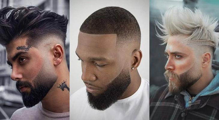 como fazer degrade na barba