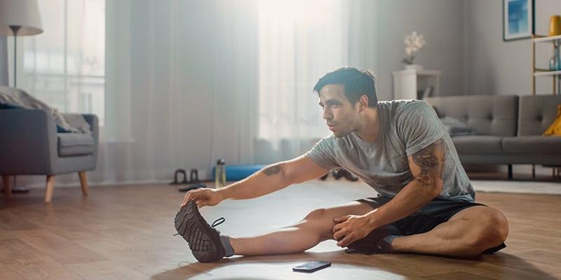 como montar cronograma exercícios físicos